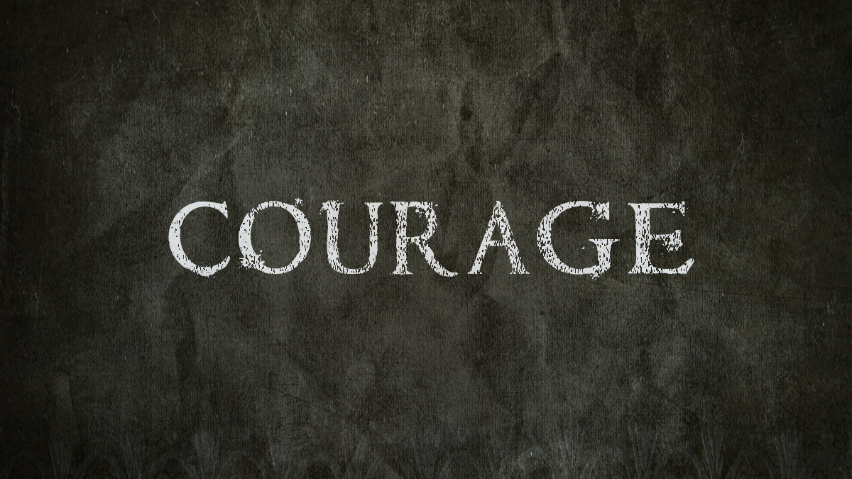 8 Baby Steps To Christian Courage The Christward Collective