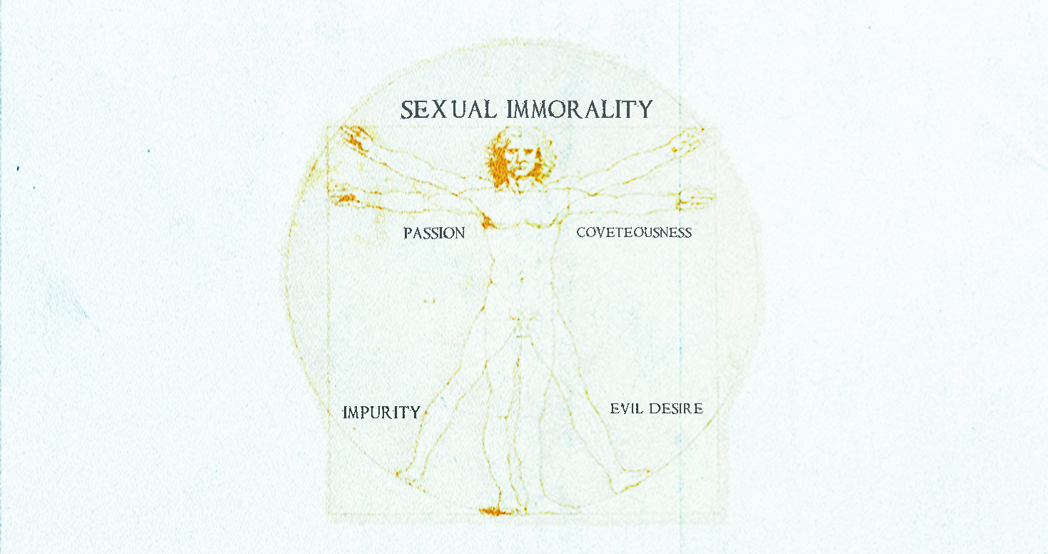 The Anatomy Of Sexual Sin The Christward Collective