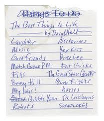 kiss on your list